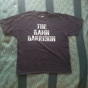 The Damned Garrison/Arrest Records t-shirt